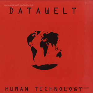 datawelt - human technology, vinyl only