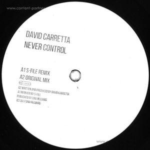 david carretta - never control