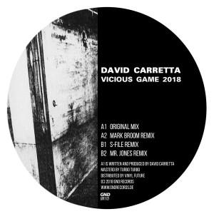david carretta - vicious game 2018