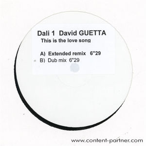 david guetta - this is not a love song (back in)