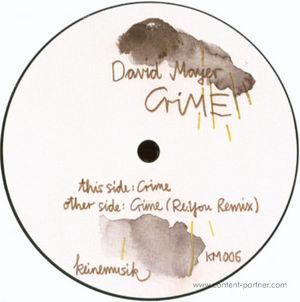 david mayer - crime