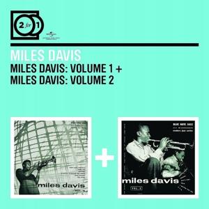 davis,miles - 2 for 1: miles davis: vol.1/volume 2