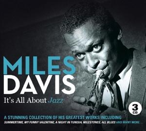 davis,miles - it's all about jazz