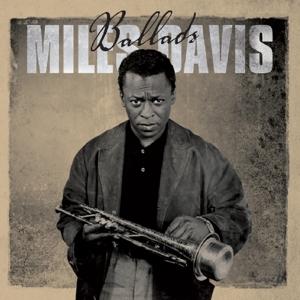 davis,miles - plays ballads