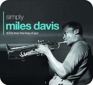 davis,miles - simply miles davis (3cd tin)