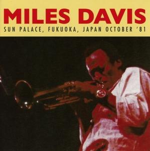 davis,miles - sun palace,fukuoka,japan oct.81
