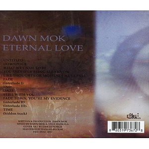 dawn mok - eternal love (Back)