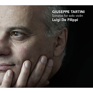 de filippi,luigi - sonatas for solo violin