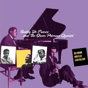 de franco,buddy - and the oscar peterson quartet