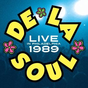 de la soul - live in philadelphia 1989