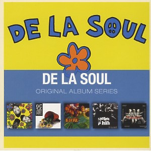 de la soul - original album series