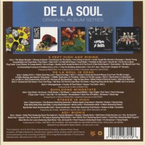 de la soul - original album series (Back)