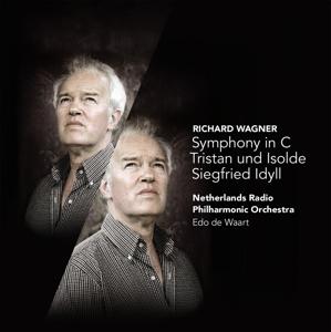 de waart/netherlands radio philharmonic - symphony in c/tristan und isolde/siegfri