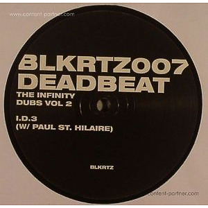 deadbeat - Infinity Dubs Vol. 2