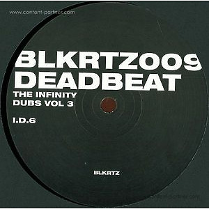 deadbeat - Infinity Dubs Vol. 3