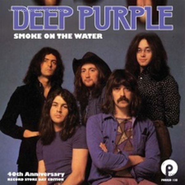 deep purple - Smoke on The Water (Live) [back in]