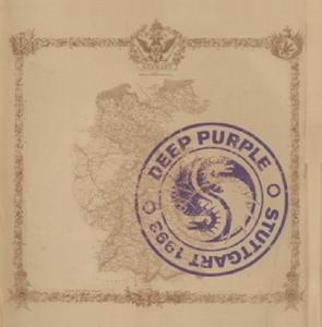 deep purple - live in stuttgart 1993