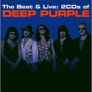 deep purple - the best & live