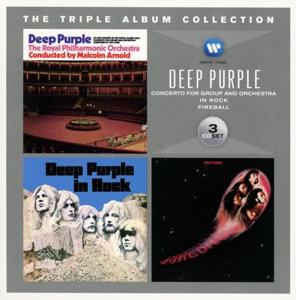 deep purple - the triple album collection