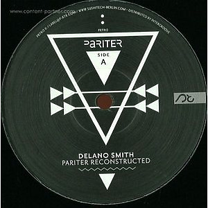 delano smith - pariter reconstructed, makam & tobias rx