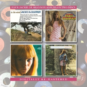 deshannon,jackie - in the wind/are you ready for this?/new