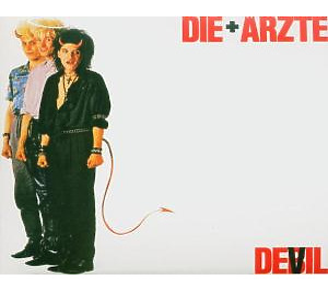 """die Ärzte - devil  (""""debil"""" re-release)"""