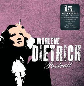 dietrich,marlene - portrait