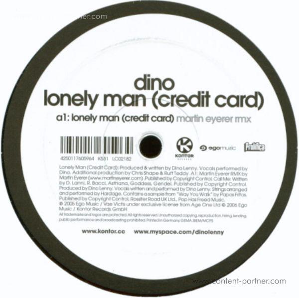 dino - lonely man (martin eyerer rmx)