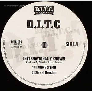 d.i.t.c. - internationally known