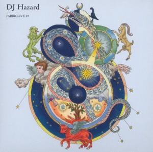 dj hazard - fabric live 65