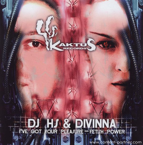 dj hs & divinna - i've got your pleasure