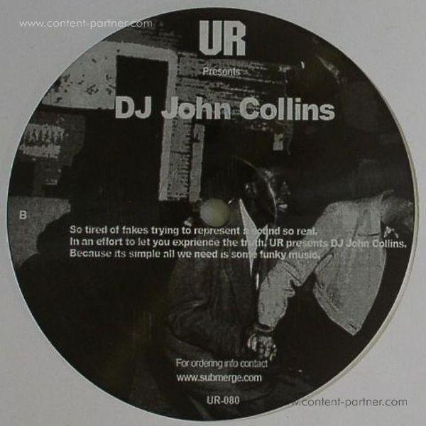 dj john collins - all we need (Back)