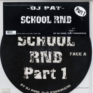 dj pat (fatman scoop) - school rnb part 1 (daft punk, madonna)