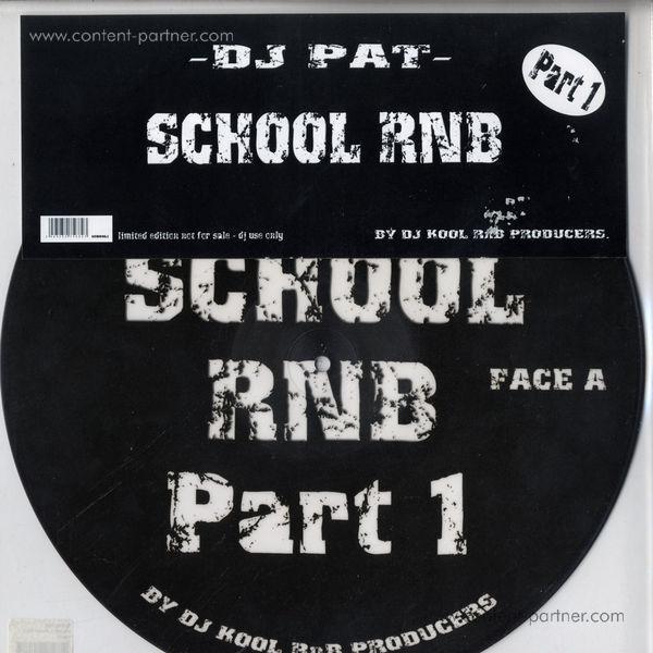 dj pat (fatman scoop) - school rnb part 1 (daft punk, madonna)
