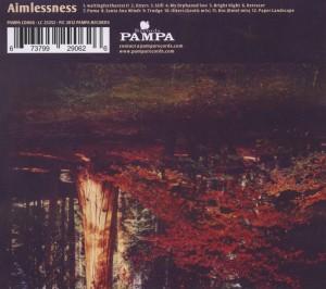 dntel - aimlessness (Back)