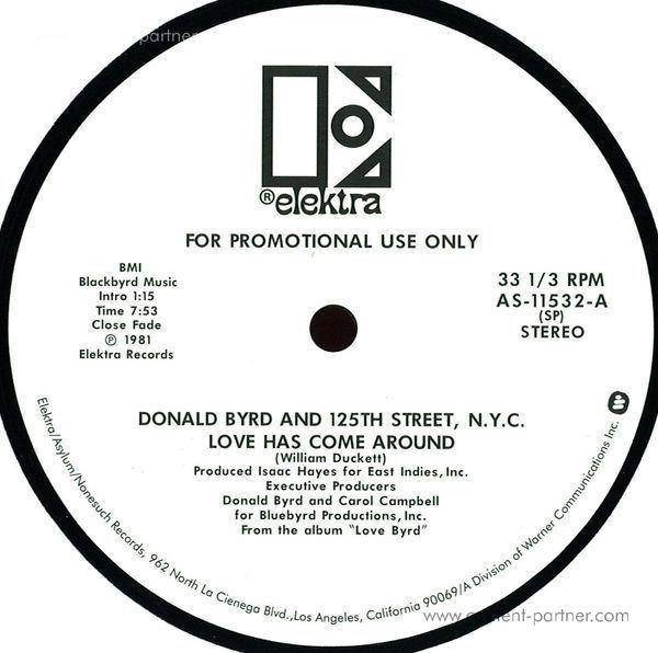 donald byrd - love has come around / i feel like lovin