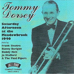 dorsey,tommy & orchestra - saturday afternoon at mea