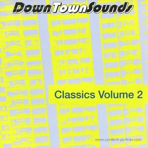 downtown sounds - classics vol.2
