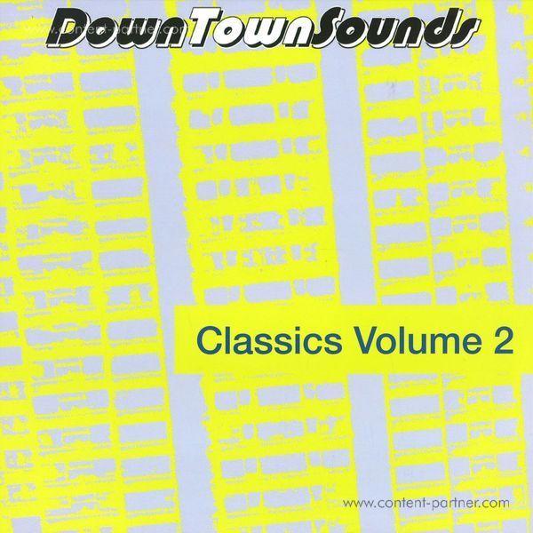 downtown sounds - classics vol.2