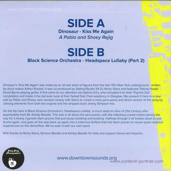 downtown sounds - classics vol.2 (Back)