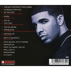 drake - the gift without a course (Back)