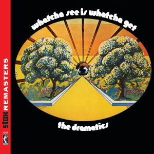 dramatics,the - whatcha see is whatcha get (stax remaste