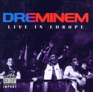 dre-minem - live in europe (import)