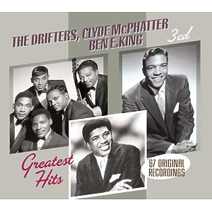 drifters,the/king,ben e./mcphatter,clyde - greatest hits