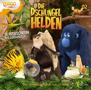 dschungelhelden,die - (2)original hsp tv-die herrscherin des d