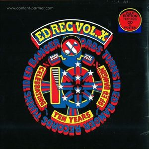 ed rec vol. x - ed banger 10 years compilation (lim.ed)