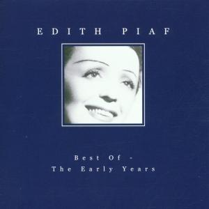edith piaf - best of the early years