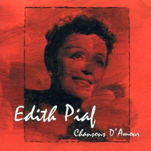 edith piaf - chansons d'amour