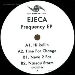 ejeca - frequency ep