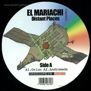 el mariachi - distant places